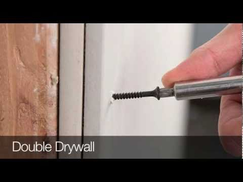 How To Sound Proof Interior Walls!!! 1) Double Drywall 2)insulation