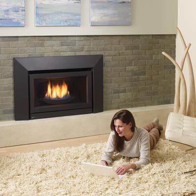 All About Gas Fireplaces Gas Fireplace Fireplace Vented Gas