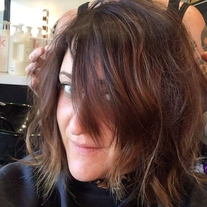 60 Awesome Modern Medium Shag Haircut Hairstyle Ideas Medium Shag