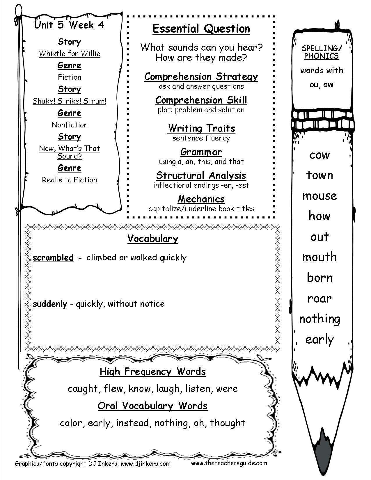 Worksheets Mcgraw Hill Worksheets mcgraw hill wonders first grade resources and printouts excellent source of reading worksheets