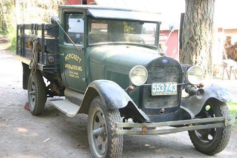 Pin By David Clark On Ford Model A Ford Pickup Trucks Ford