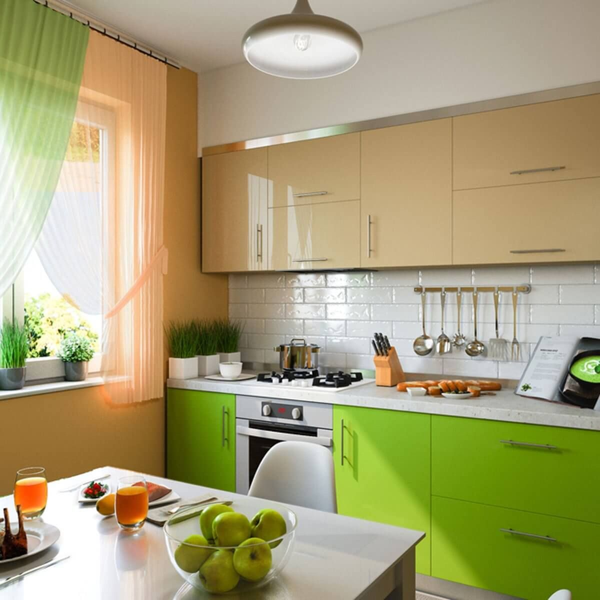 12 Kitchen Color Trends That Are Hot Right Now Kitchen Color Trends Kitchen Trends Kitchen Design Small