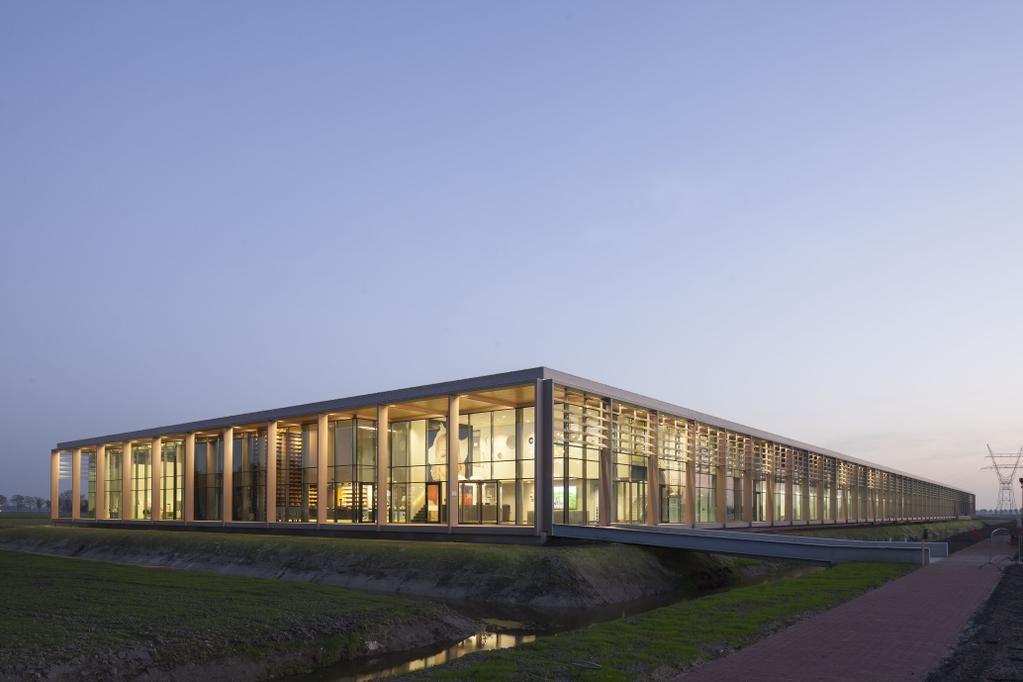 Architectuur: een kaasmakerij als verrijking van werelderfgoed Beemsterpolder