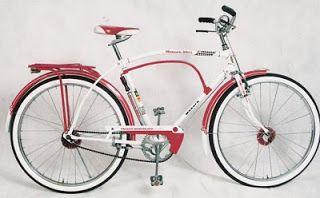 João de Sousa Lima: Bicicleta antiga monark BR 65