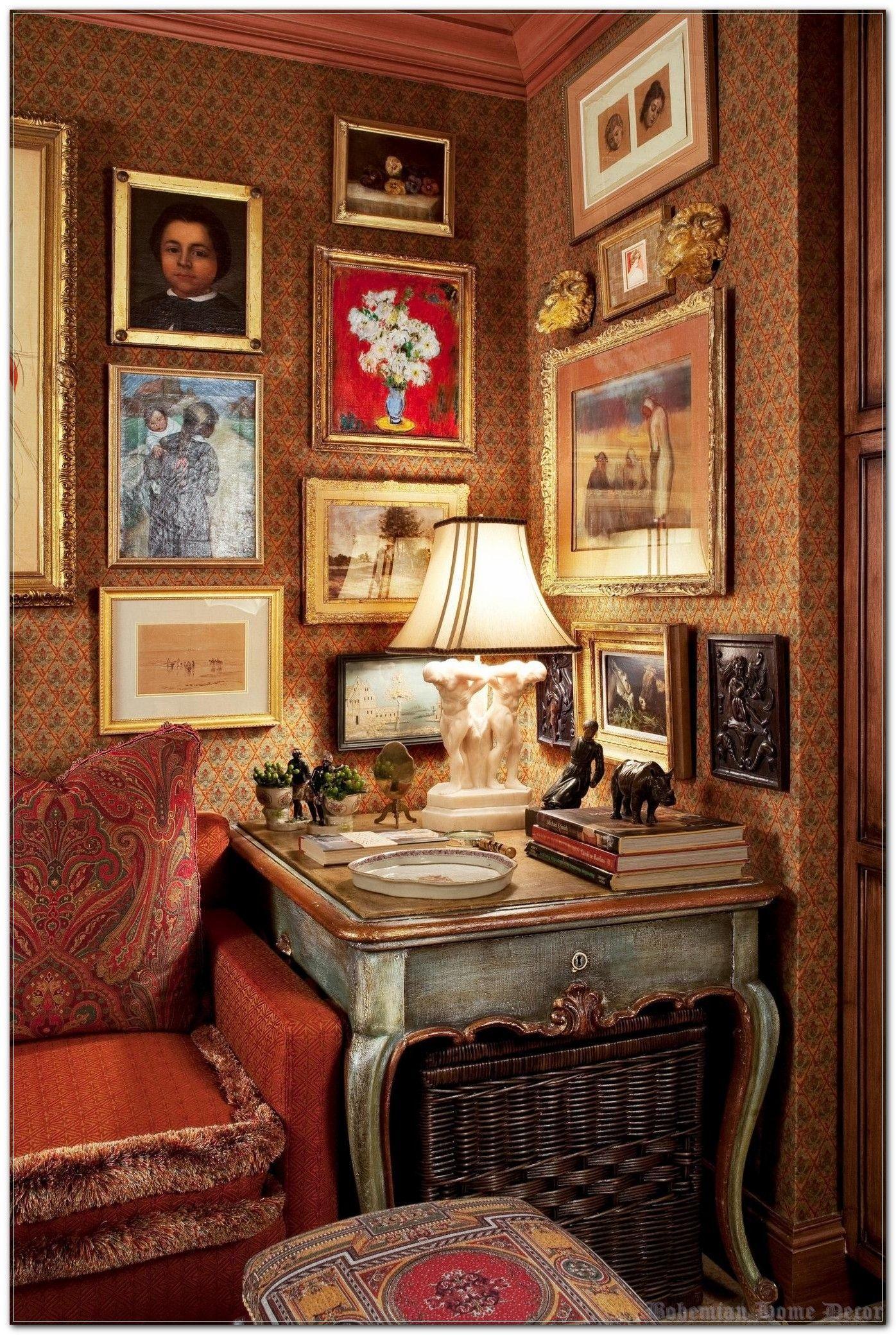 Intense Bohemian Home Decor – Blessing Or A Curse