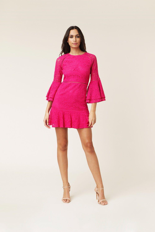 Product image Ettie Mini Dress #bymalina #ettie #dress #pink