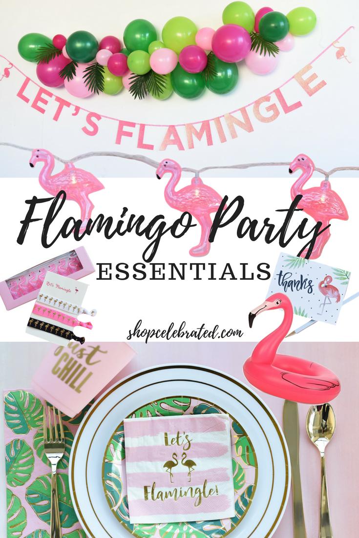 Lets Flamingle Flamingo Party Decorations Celebrated Flamingle Party Flamingo Party Decor Flamingo Party