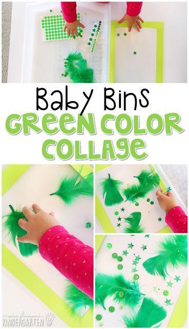 Color Green Activities Green Activities Activities Color Activities