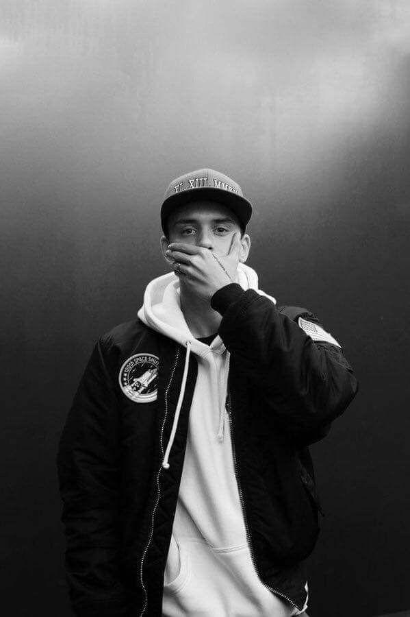 Pin By Edith27 On Logic Pinterest Logic Rapper Logic Rapper
