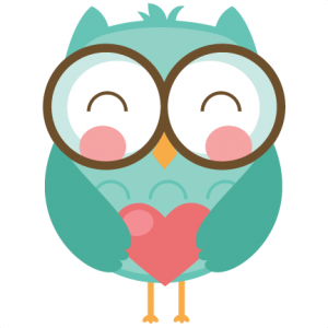 free svg cutters file valentine owls svg cut file for scrapbooking rh pinterest ca cute owl clip art school cute owl clip art school