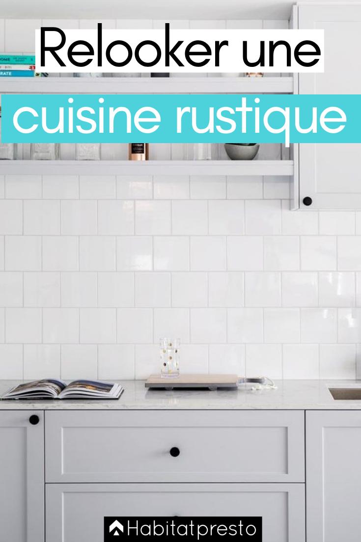 Relooker Cuisine Rustique