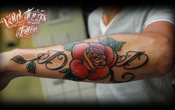 c7cc10473 60 Awesome Arm Tattoo Designs | Like a Subway in Harlem | Tattoos ...