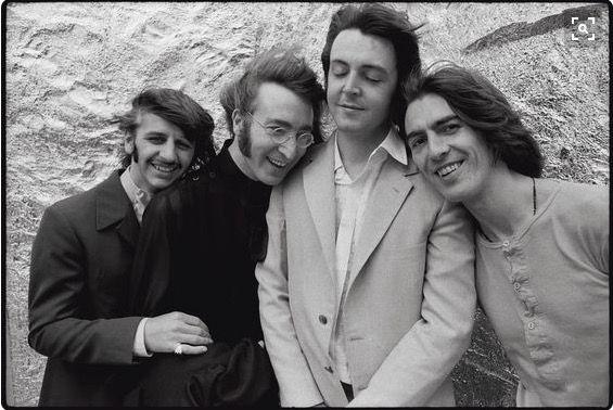 Ringo. John. Paul. George - by Don McCullin   via Beatle Love ~ Cityhaüs Design