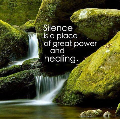 Silence meditation healing Buddha Buddhism. <3