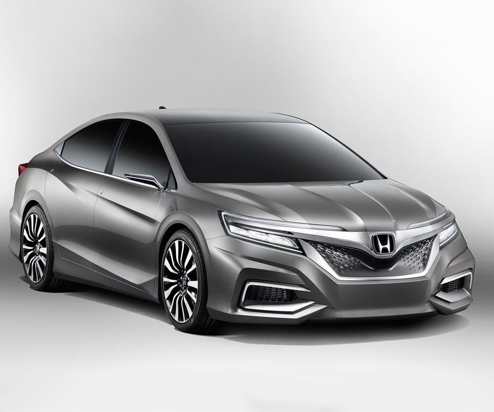 Honda 2019 Accord New Review Car Gallery (With images