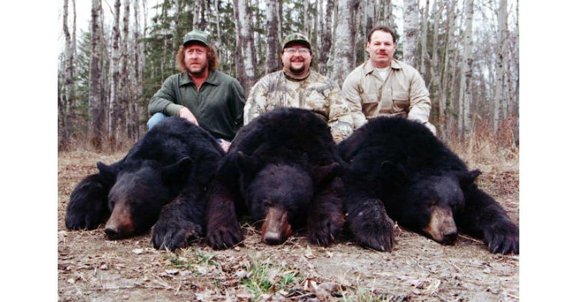 1a4c5150bb0 Here Are 13 of the Biggest Black Bears Ever Hunted | Hunting | Big ...