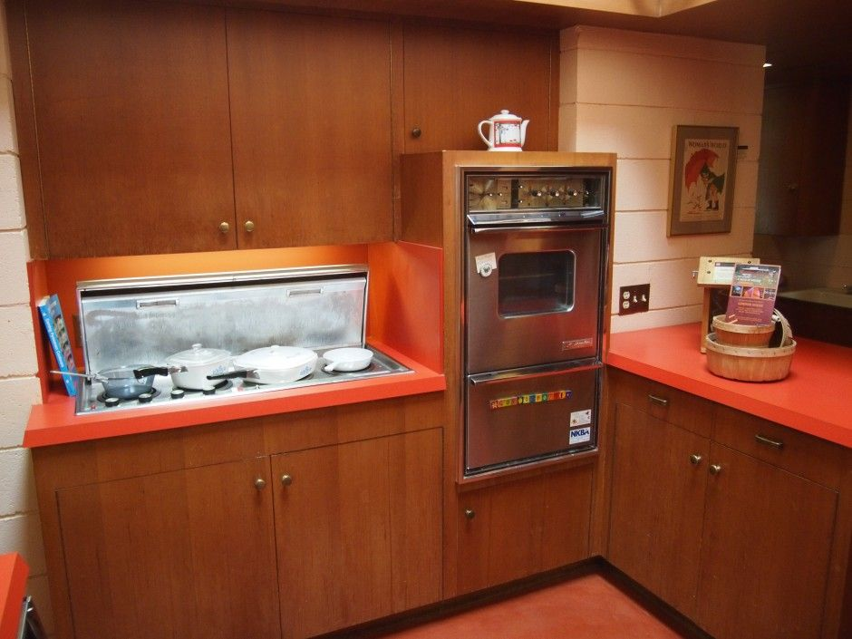 Merveilleux Lessons From Frank Lloyd Wright   Kitchen