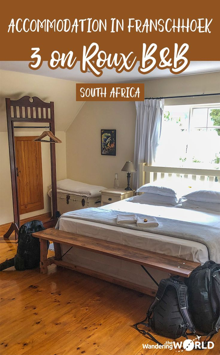 Accommodation In Franschhoek  Review Of 3 On Roux B U0026b