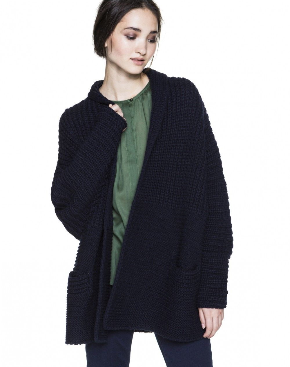 Maxi cardigan - NEW COLLECTION - WOMAN