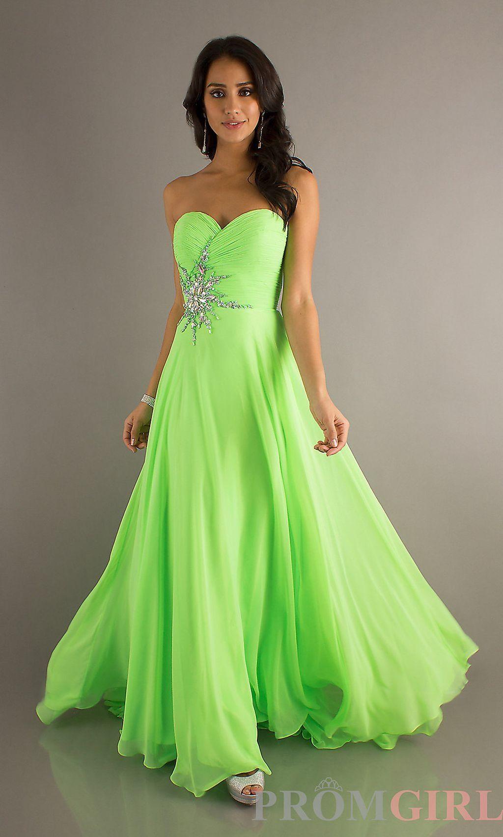 beautiful green wedding dress ideas