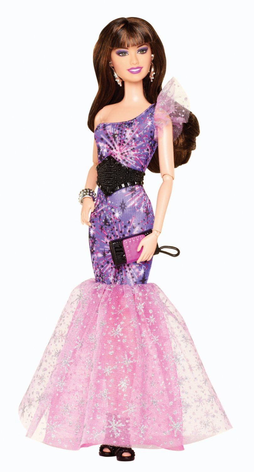 82a61cf9ff Barbie Fashionistas in The Spotlight Gown Doll