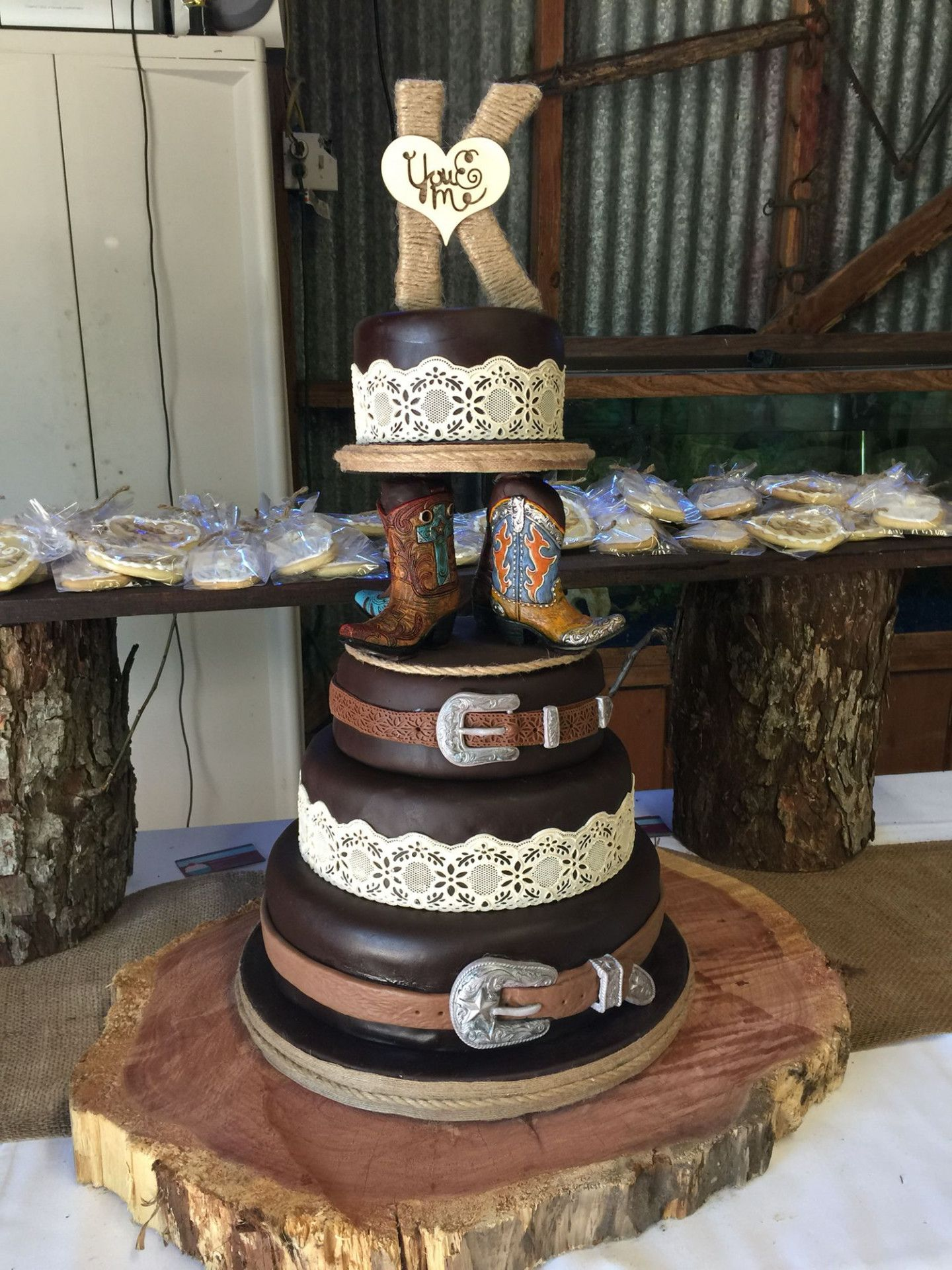 9 lessons ive learned from western wedding cakes ideas