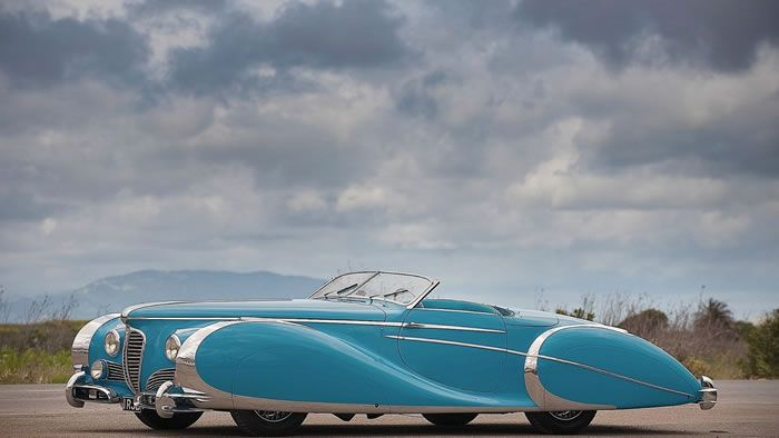 Delahaye S Saoutchik Roadster Cool Cars Interesting - Most classic cars