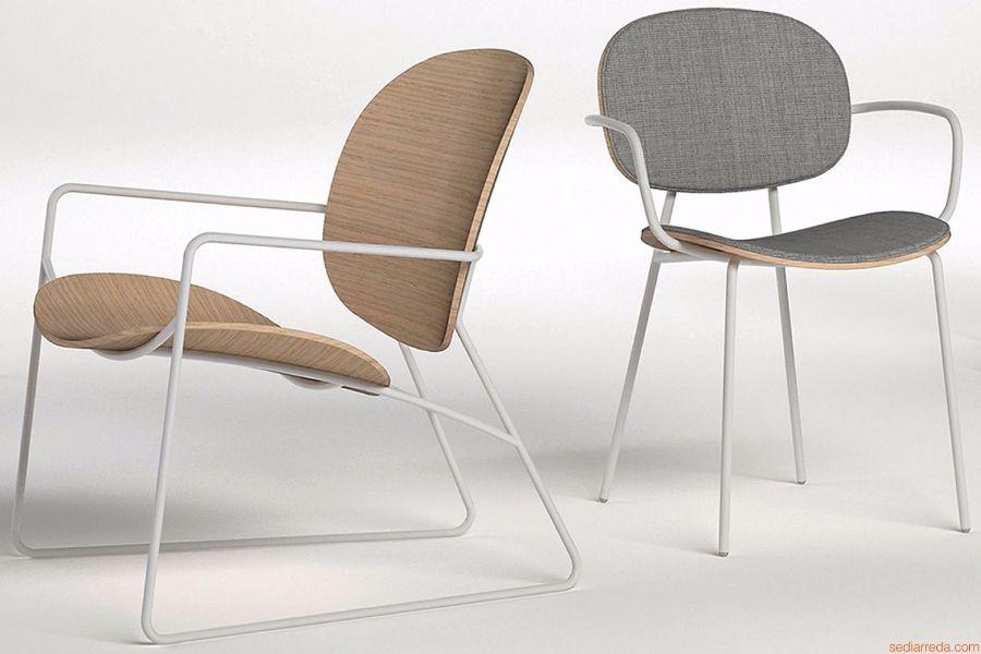 Tondina lounge infiniti design: favaretto & partners tondina lounge