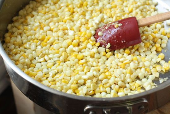 Macheesmo: Fresh Corn Arancini