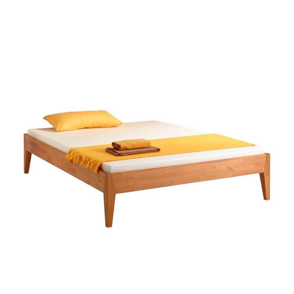 bett f r dachschr ge buchenholz massiv jetzt bestellen unter. Black Bedroom Furniture Sets. Home Design Ideas