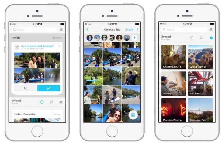 Conoce sobre Facebook moments nos permitirá compartir vídeo