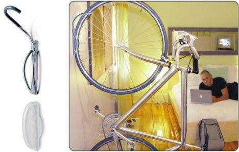10 Ways To Hang Your Bike On The Wall Like A Work Of Art Single Bike Upcycling Fahrrad