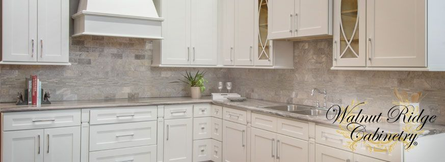Shaker White Kitchen Cabinets Page Header | Cedar Lane | Pinterest ...