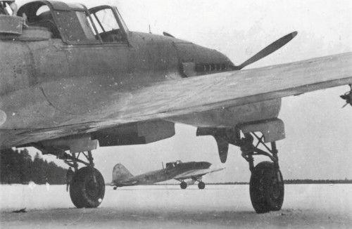 Фотографии штурмовика Ил-2 - 639-й штурмовой орденов ...