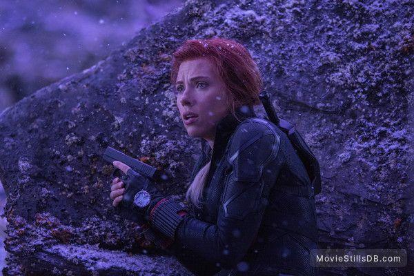 Avengers: Endgame - Publicity still of Scarlett Johansson