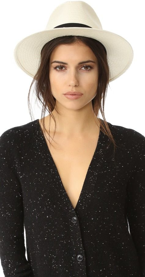 4c6021fe2eace Panama Hat by Rag   Bone on ShopStyle