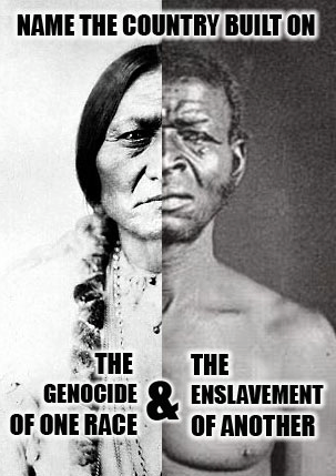 Genocide and Slavery