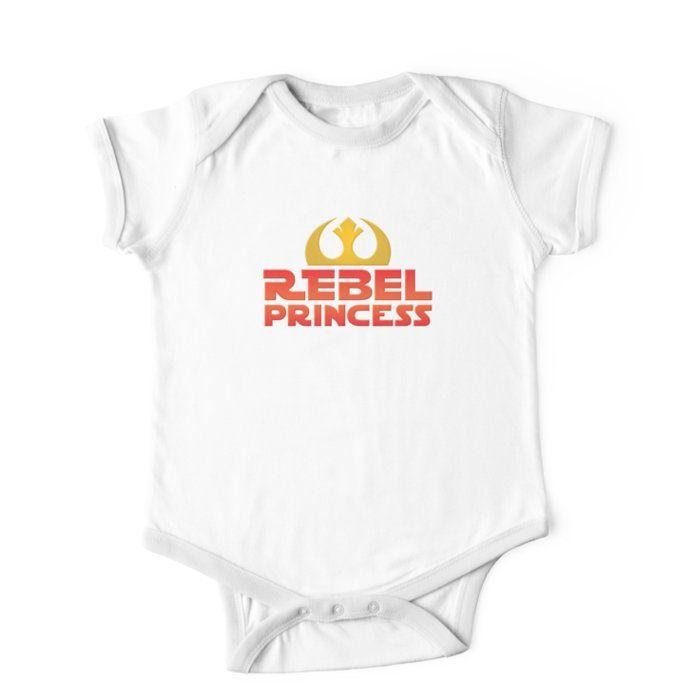 Rebel Princess Kids Clothes