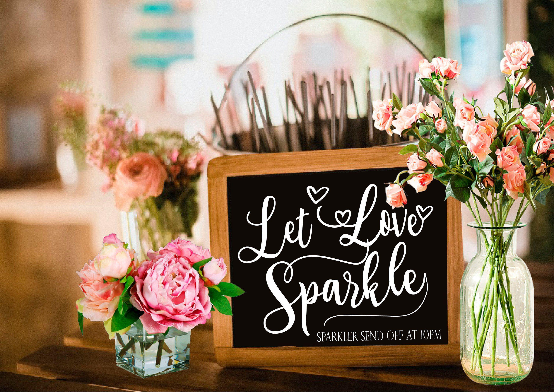 Download Sparkler tags for your sparkler send off!   Wedding ...