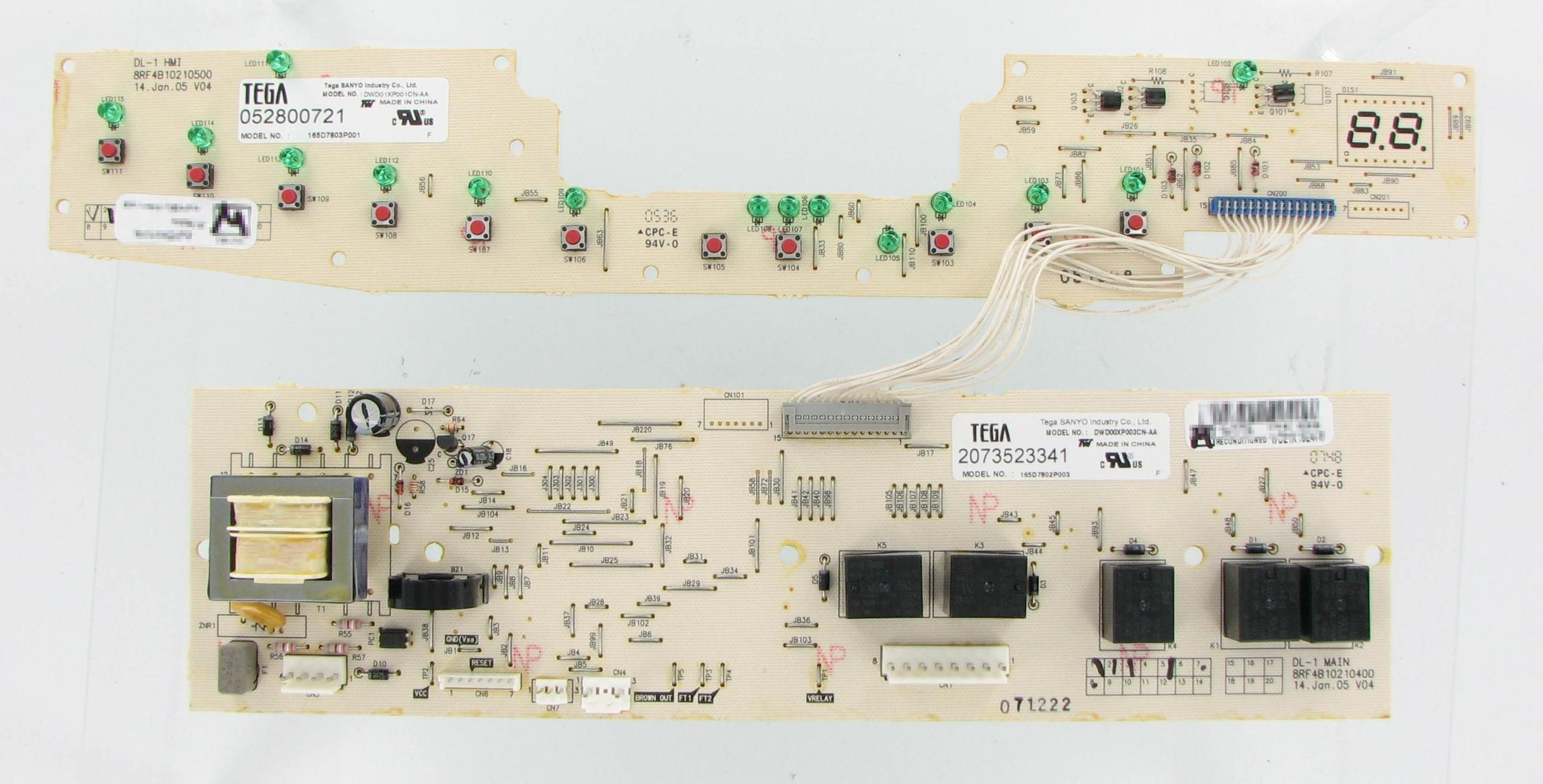 Ge Dishwasher Repair Service Ge Dishwasher Control Board Repair Service Wd21x10226