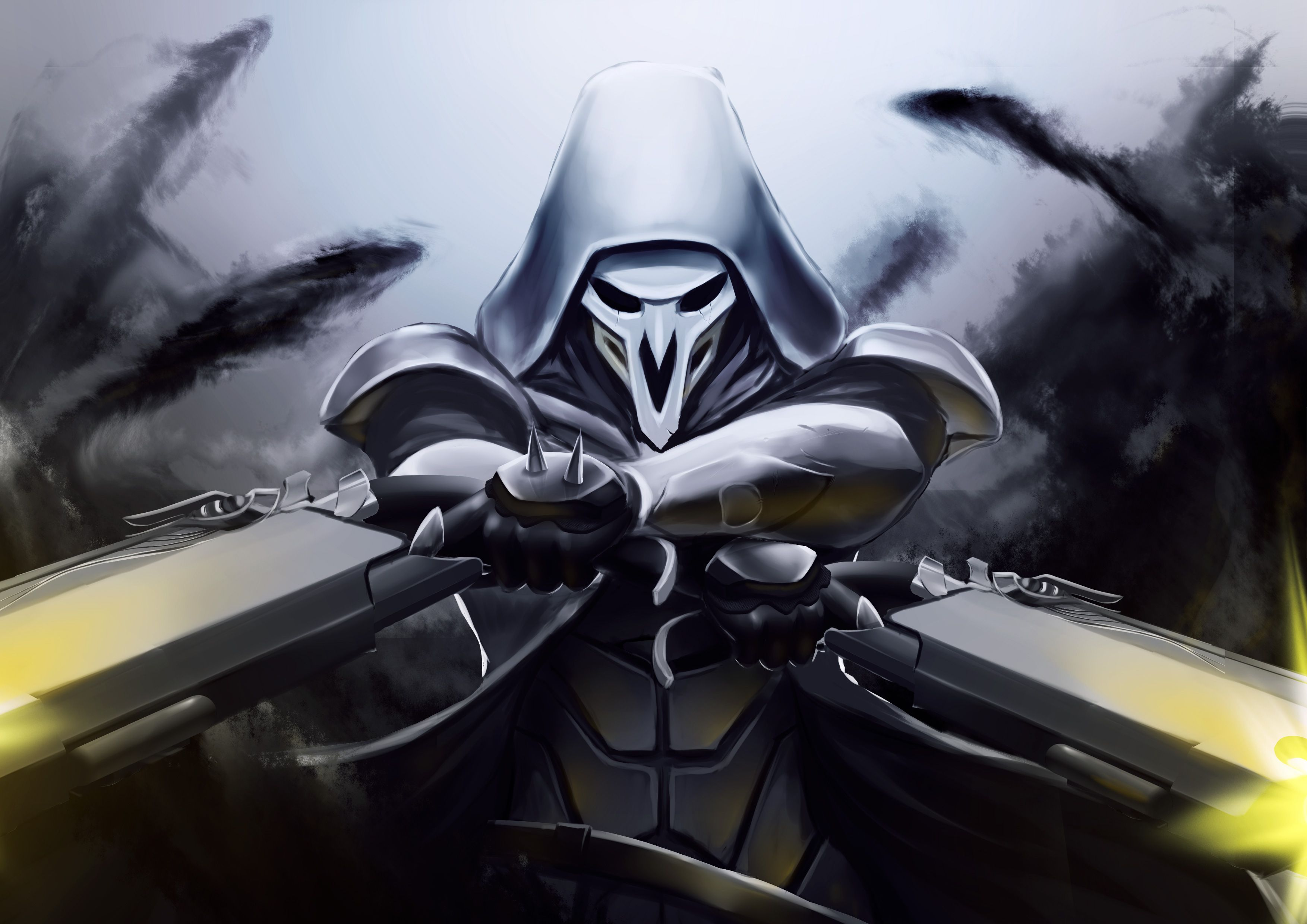 Wonderful Reaper Overwatch Wallpapers For Android Reaper