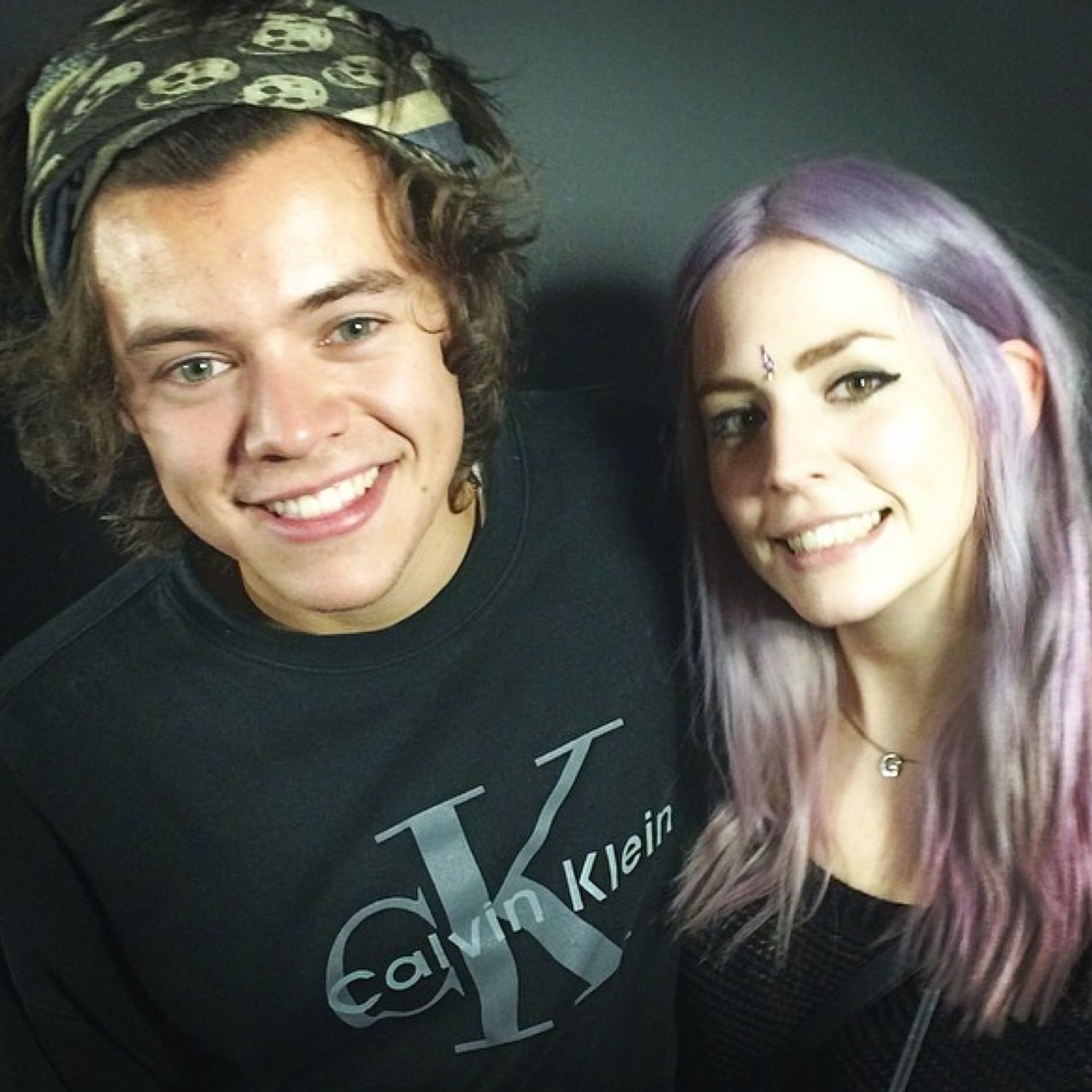 Gemma styles by victoria on one direction | Harry styles ...