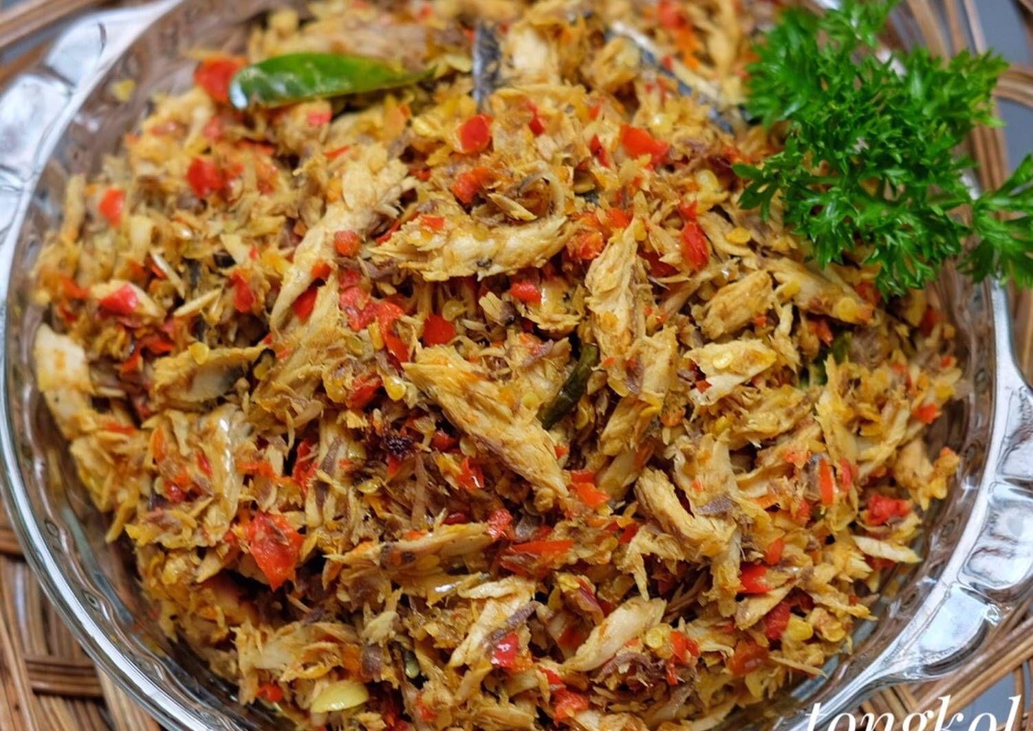 Resep Tongkol Suwir Pedas Oleh Susi Agung Resep Resep Masakan Resep Masakan