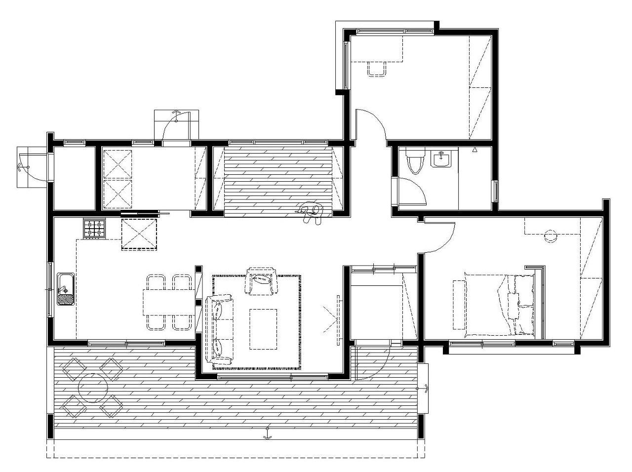 13 6 2층 은 불편해 단층 주택으로의 회귀 2020 작은 집 주택평면도 집 계획