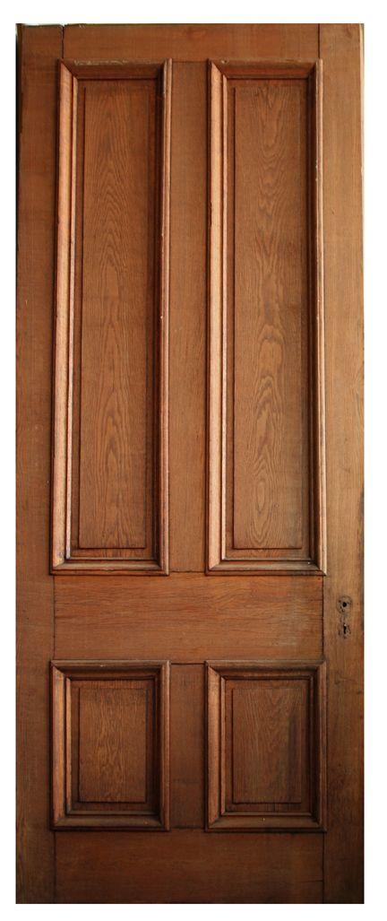Large Oak Door - Wooden Nickel Antiques Cincinnati Ohio & Large Oak Door - Wooden Nickel Antiques Cincinnati Ohio   DOOR ...
