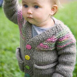 Süße Stricksachen für Kinder!