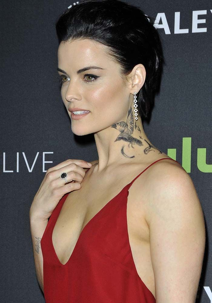 Jaimie Alexander At Paleylive For The Blindspot Cast Interview