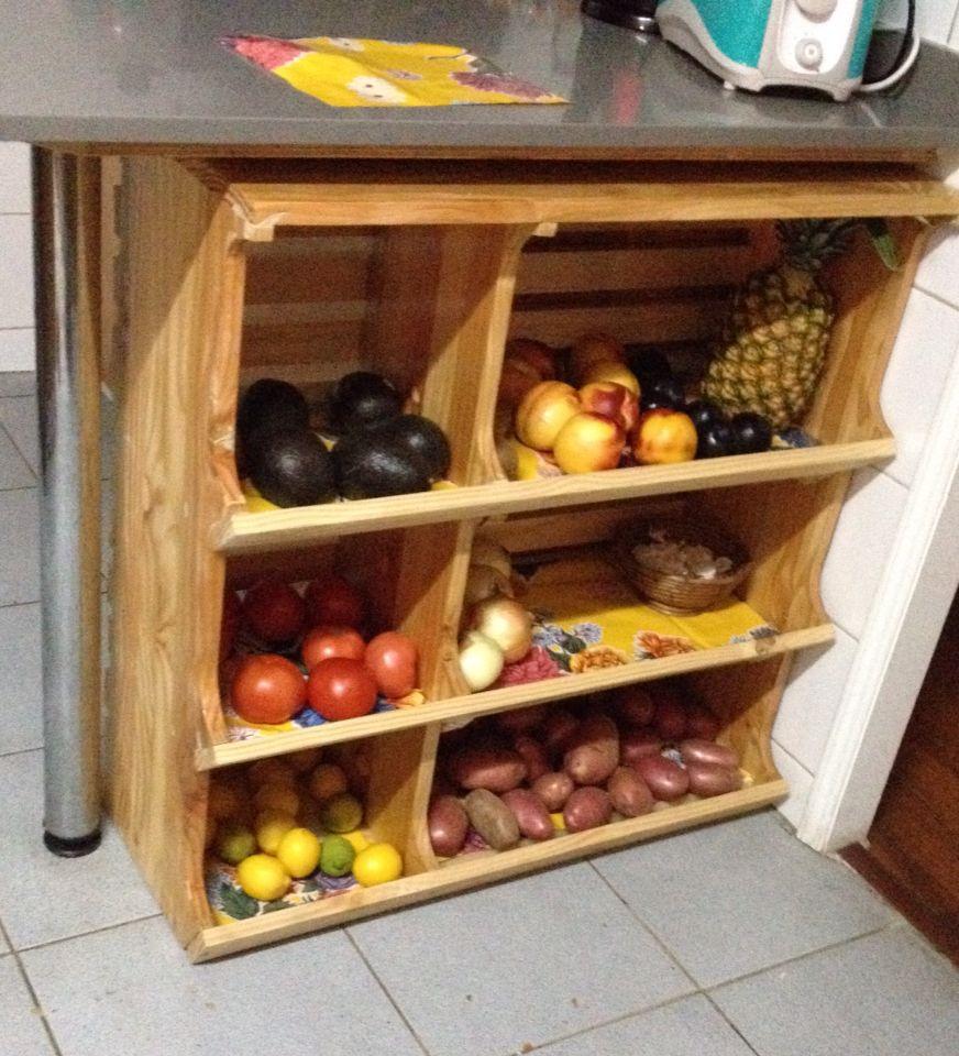 mueble frutas y verduras cocina en 2018 pinterest