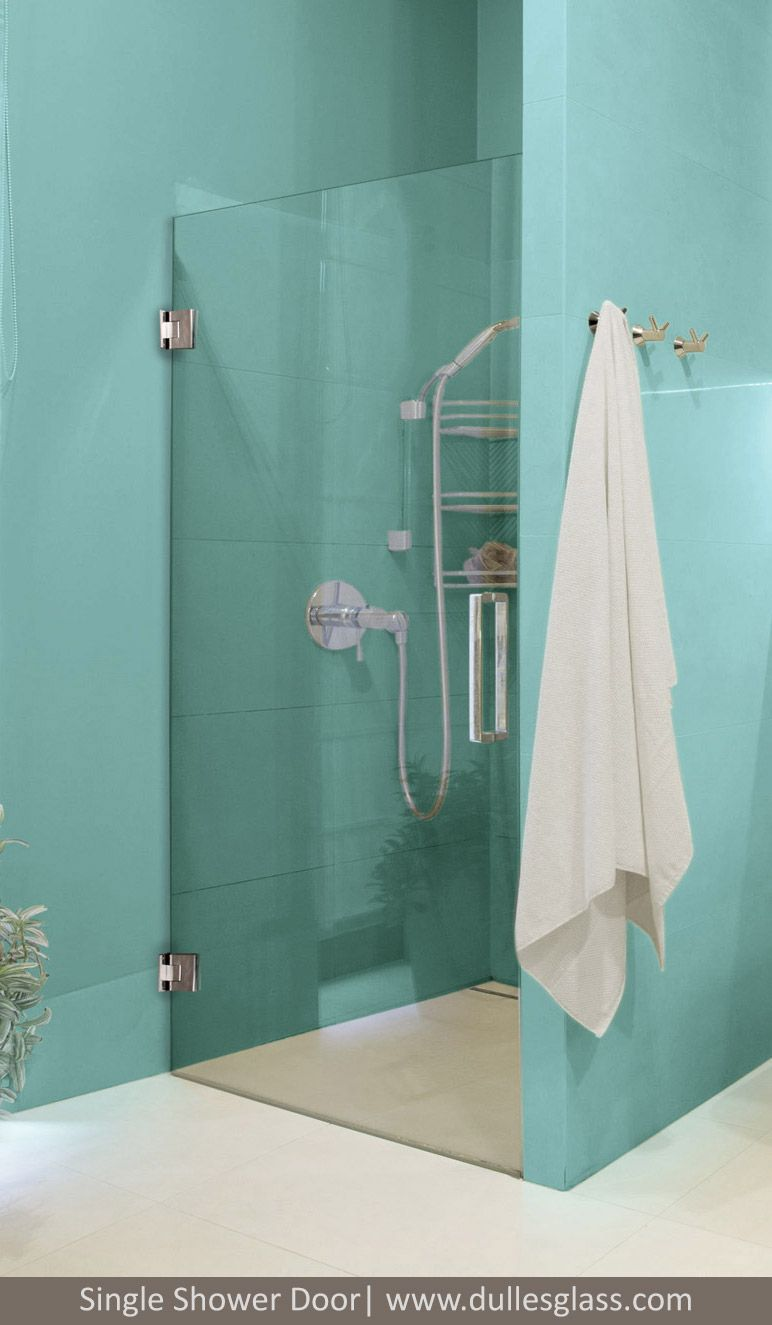 A Beautiful Glass Shower Door From Dulles Glass Can Be Yours In