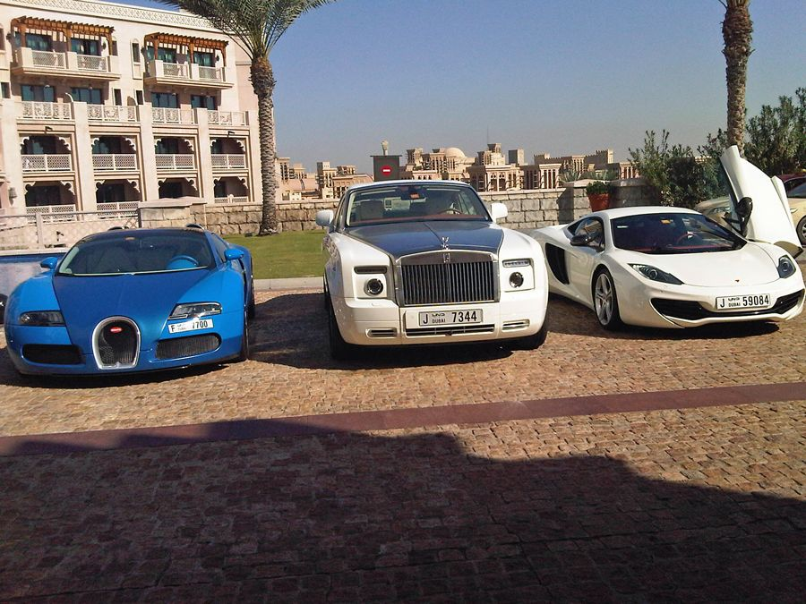 SPOTTED: Three Of The Rarest Cars In The World Are Just Chilling ...